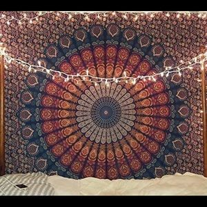 Mandala Tapestry!